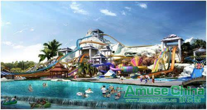 Qidong to open the world-class Ocean theme park with 40 billion Yuan investment