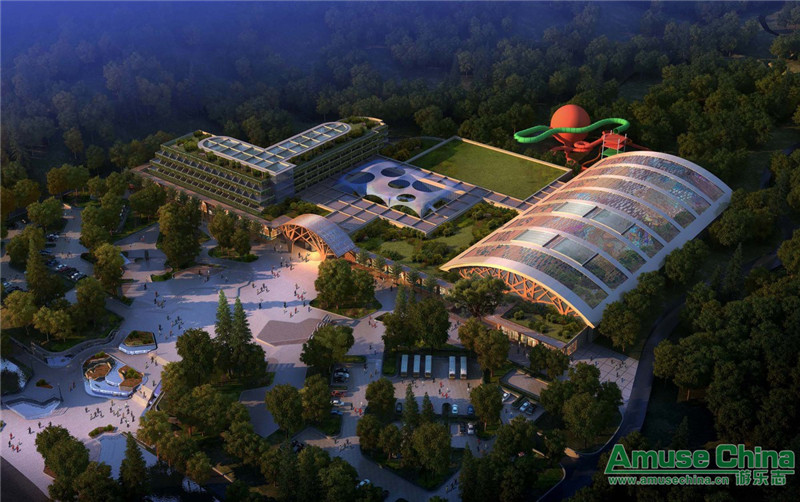 A large-scale leisure park in Xiaoshan, Hangzhou will open in late 2018