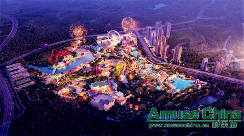 Nanjing Happy Valley Water World is expected to open this year!