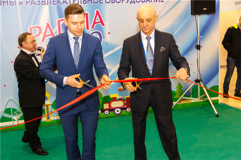 "The 21st International Exhibition ""Amusement Rides and Entertainment Equipment RAAPA EXPO-2019"" was successfully taking place on March 13-15, 2019 at VDNH, Moscow."