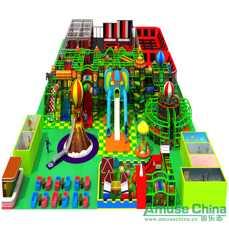 Qilong:Indoor Playground