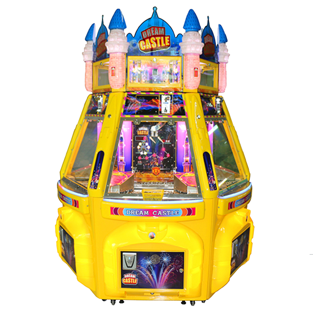 When step into the colorful amusement park, a wide range of game machines will attract different types of players. Somebody will pursuit the Fast & Furious, while others will like more about the inter